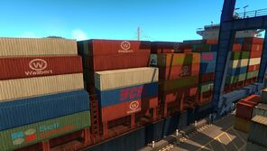 Oakland Shippers Containers