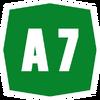 Italy A7 shield