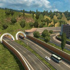 Sitina Tunnel