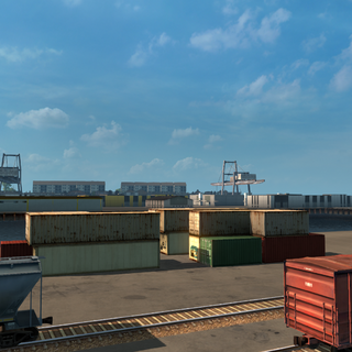 Cargo port (La Pallice)