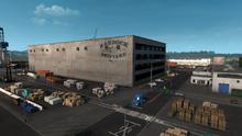 Haddock Shipyard front view