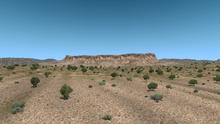 Huérfano Mountain