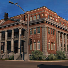 Wasco County Courthouse & Sheriff's Office