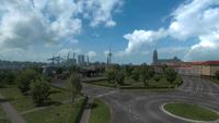 Bremen skyline