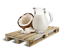 Cargo icon Coconut milk