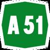 Italy A51 shield