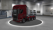 Scania Preconfigured Model 9