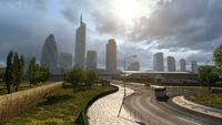 London ETS2 skyline