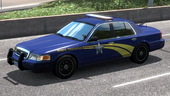 Oregon Police Crown Victoria