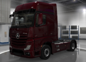 Ets2 Dealer MB New Actros GigaSpace