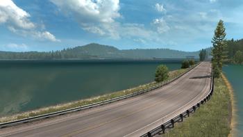 Dexter Reservoir