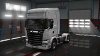 Scania Chassis 4x2