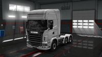 Scania R Chassis 6x2 M