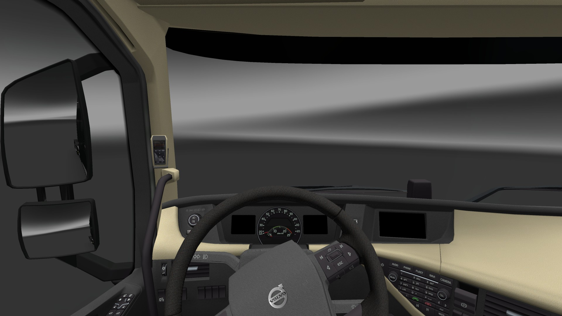 Image - Volvo FH16 Interior Exclusive.jpg | Truck Simulator Wiki ...