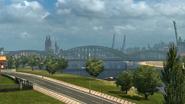 Köln South Bridge