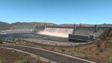 WA Grand Coulee Dam day