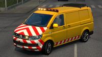 Ets2 Volkswagen Transporter Special