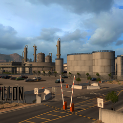 Gallon refinery
