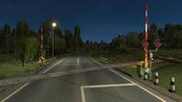 Level crossing Latvia
