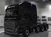 Ets2 Dealer Volvo FH Globetrotter XL 8x4
