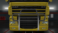 Daf xf 105 bull bar champion