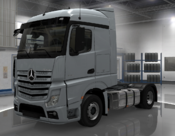Ets2 Dealer MB New Actros StreamSpace