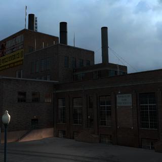 Raton Power Plant
