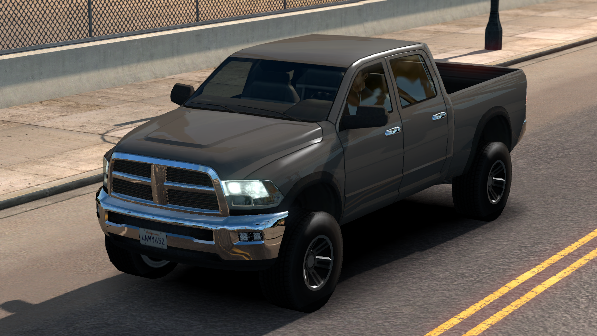 Image ATS Dodge Ram 2500 Truck Simulator Wiki
