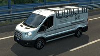 Ets2 Ford Transit Home Service