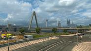 Köln Severin Bridge