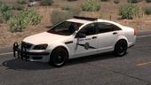 Police Washington Chevrolet Caprice