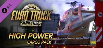ETS2 High Power Cargo Pack
