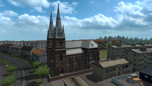Rēzekne Sacred Heart cathedral
