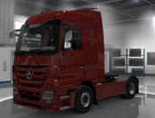 Ets2 Dealer MB Actros MegaSpace 4x2