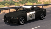 Police California Dodge Charger