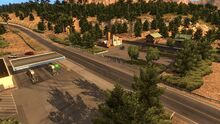 Carson City -Stateline