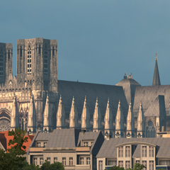 Reims Notre-Dame Cathedral