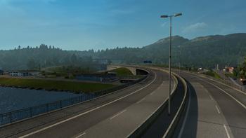 E134 Junction