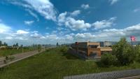 Stavanger roadside