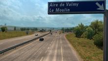 Aire de Valmy Le Moulin