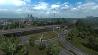 Frankfurt view