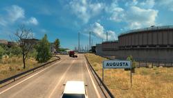 Italy Village Augusta
