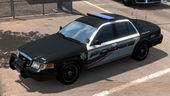 Police Interceptor Crown Victoria