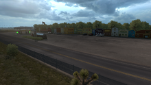 Truck Stop I-10 Las Cruces west