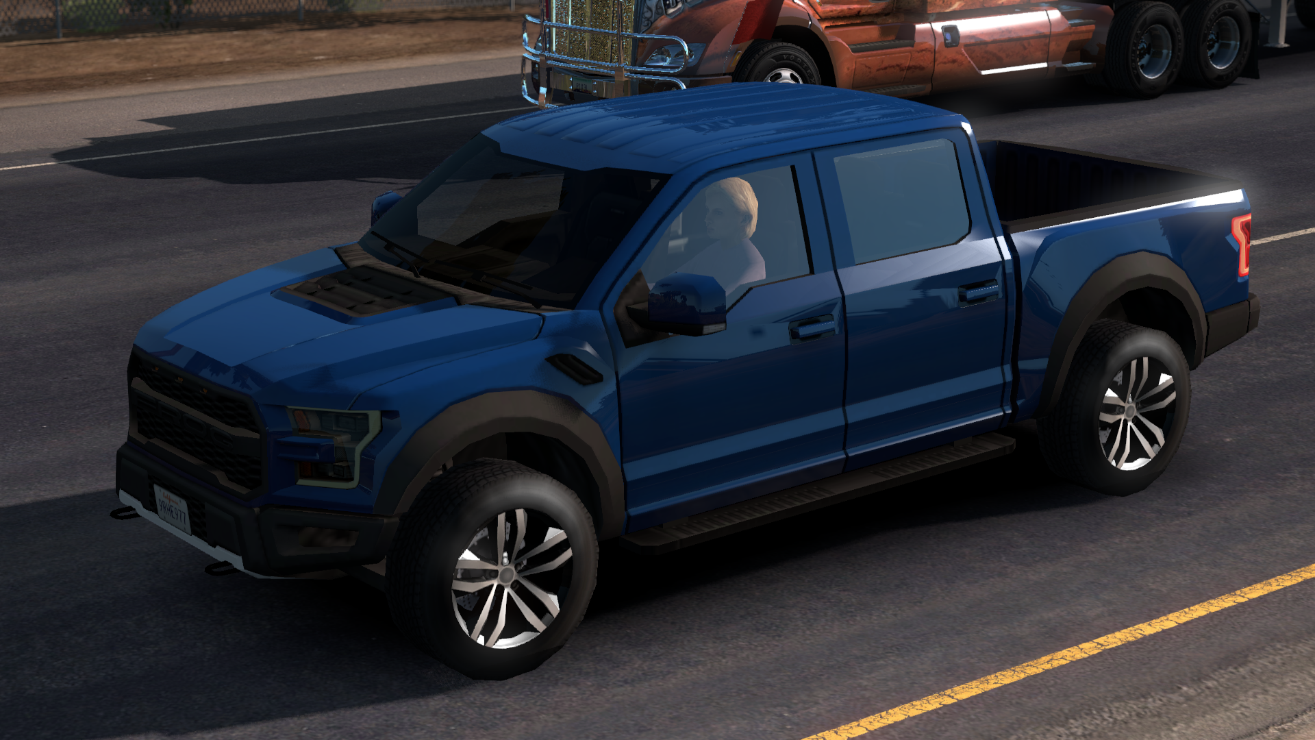 Ats ford raptor png
