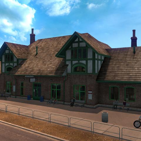 Flagstaff Station
