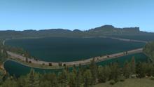 OR Dexter Reservoir