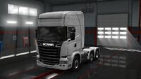 Scania Chassis 6x2-4