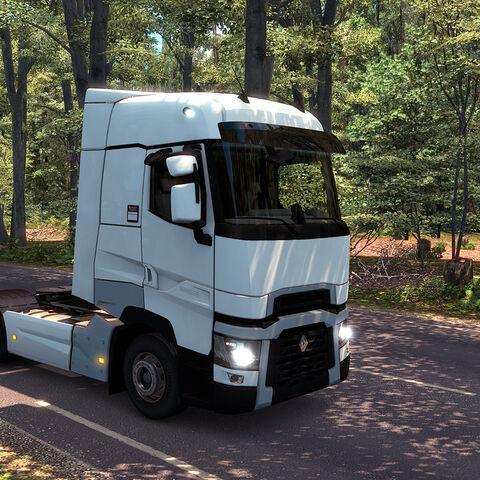 Teaser of the Renault T