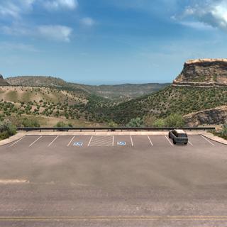 Tunnel Vista Observation Site